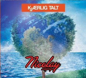 Cover forside Nicolay Legangers første CD