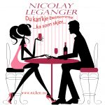 Silhouette in pinks and black -Romantic couple sitting in restaurant- sharing a bottle of wine  Valentine, Engagement, or just a date