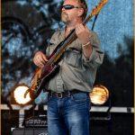 Johan Bruland (bass) på PlenAir festival