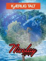 """Cover forside Nicolay Legangers første CD """"KjÆRLIGTALT"""""""