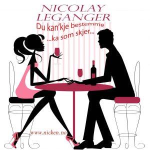 cd nicolay leganger cafe cover illustr du kanskje bestemme ka som skjer